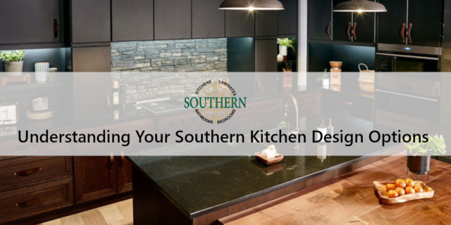 a solid wood kitchen designed by Southern Kitchens